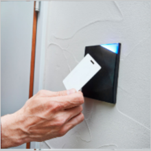 Access control systems installed